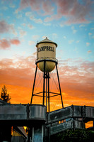 Campbell Water Tower 2